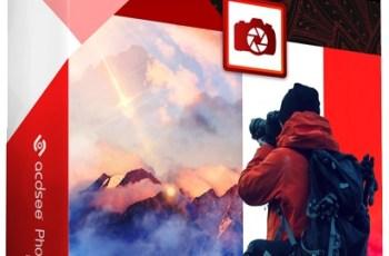 ACDSee Photo Studio Pro 2020 v13.0 Build 1359 + Full Crack