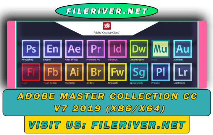 Adobe Master Collection CC v7 2019 Download