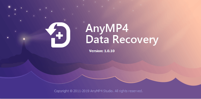 AnyMP4 Data Recovery Crack