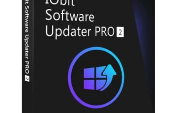 IObit Software Updater Pro Crack v2.1.0.2663 + Key [Latest]