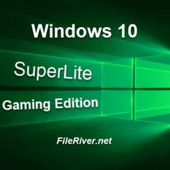 Windows 10 Version 1909 (19H2) Build 18363.476 SuperLite Compact (Gaming Edition) x64 - V3 2019