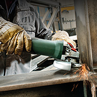 METABO Angle Grinder: More Power. In All Classes. 7