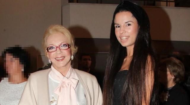 Η Νόνικα Γαληνέα έγινε προγιαγιά: Γέννησε η κούκλα συνονόματη εγγονή της