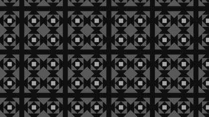 Black Square Background Pattern Illustrator