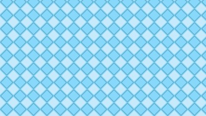 Baby Blue Geometric Square Pattern Background