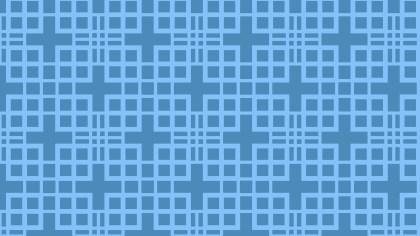 Blue Square Pattern Illustrator