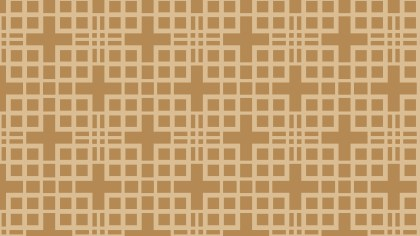 Brown Square Background Pattern Vector Graphic