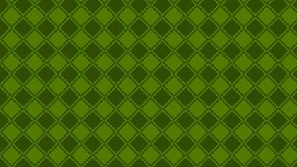 Dark Green Seamless Geometric Square Background Pattern Vector Image