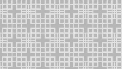 Light Grey Geometric Square Background Pattern Vector Art