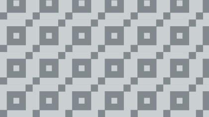 Grey Geometric Square Background Pattern Image