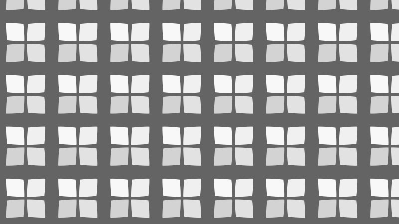 Grey Square Background Pattern