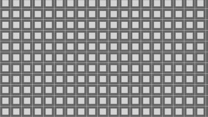 Dark Grey Seamless Geometric Square Background Pattern Image