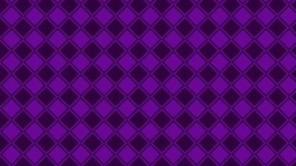 Purple Square Pattern Background Vector Art