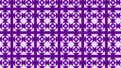 Purple Geometric Square Pattern Background Illustrator