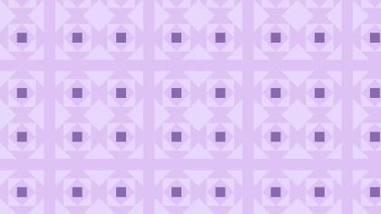 Light Purple Seamless Square Pattern Vector