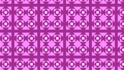 Purple Square Background Pattern