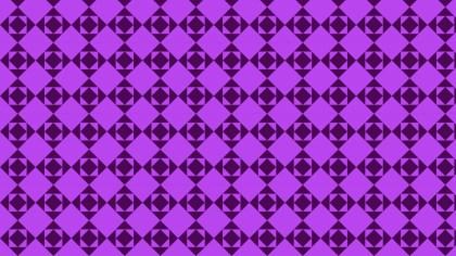 Purple Geometric Square Background Pattern