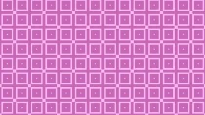 Lilac Seamless Square Pattern Illustrator