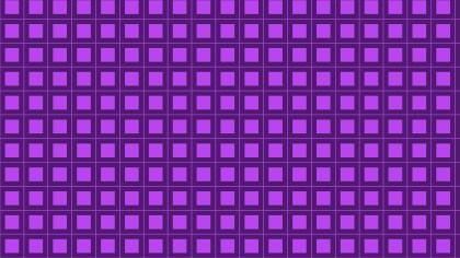 Purple Geometric Square Pattern Background