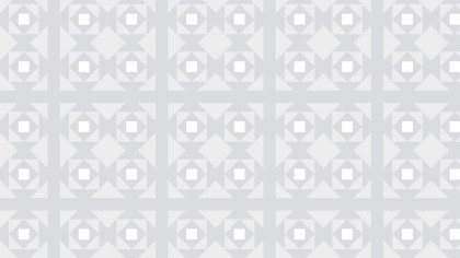 White Square Pattern Background Vector Image