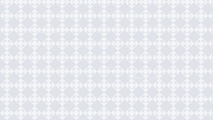 White Seamless Square Pattern Graphic