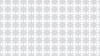 White Square Pattern