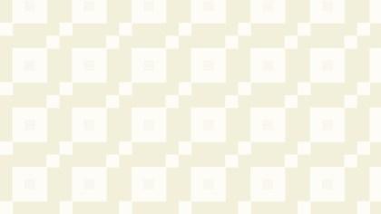 White Geometric Square Pattern Background