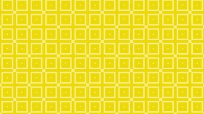 Yellow Seamless Geometric Square Pattern Image
