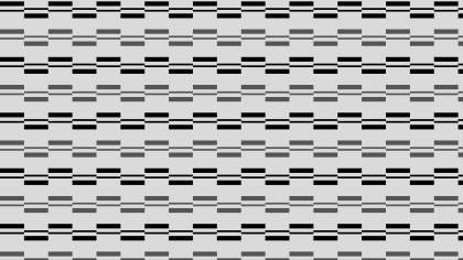 Black and Grey Stripes Pattern Illustrator