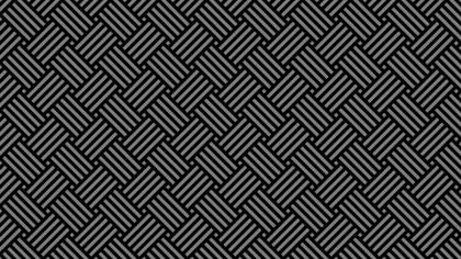 Black Seamless Stripes Background Pattern Illustration