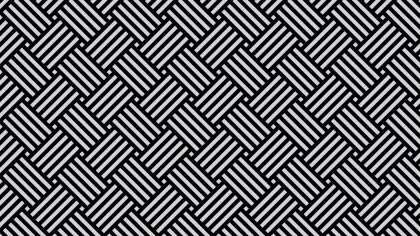 Black and Grey Stripes Pattern
