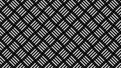 Black and Grey Stripes Background Pattern