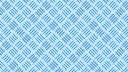 Light Blue Seamless Stripes Pattern