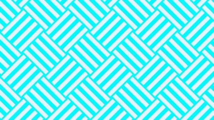 Cyan Stripes Pattern Background Image