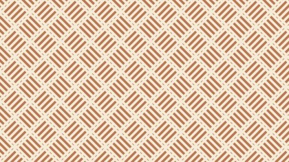 Brown Seamless Stripes Background Pattern