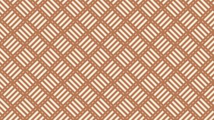 Brown Stripes Pattern Background Vector Illustration