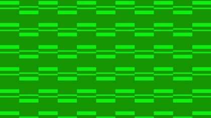 Green Seamless Stripes Pattern