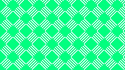 Spring Green Stripes Background Pattern Design