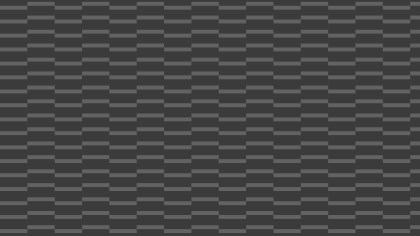 Dark Grey Seamless Stripes Pattern
