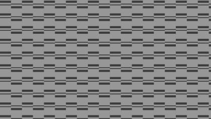 Grey Seamless Stripes Background Pattern Vector Illustration