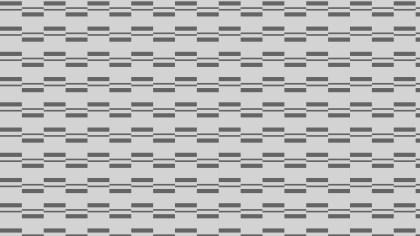 Grey Striped Geometric Pattern