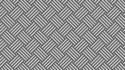 Grey Seamless Geometric Stripes Pattern Vector Image
