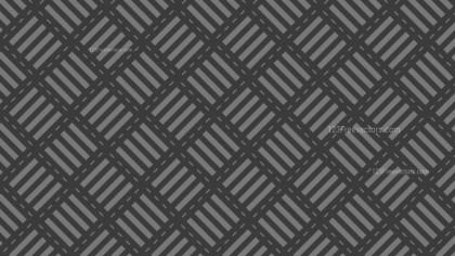 Dark Grey Seamless Stripes Background Pattern