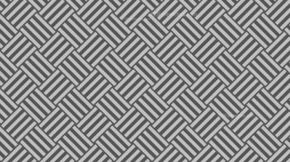 Grey Stripes Pattern Background