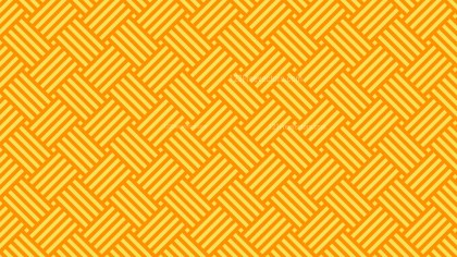 Amber Color Seamless Stripes Pattern Background Graphic