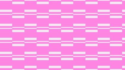 Rose Pink Stripes Pattern