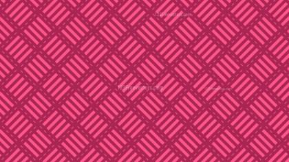 Magenta Seamless Stripes Pattern Image