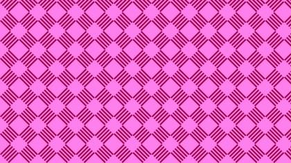 Fuchsia Stripes Pattern