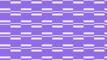Violet Striped Geometric Pattern