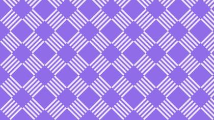 Violet Seamless Stripes Pattern Vector Illustration